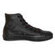 Converse Кожаные кеды Converse All Star Leather Hi, Black/Monochrome - 1T405